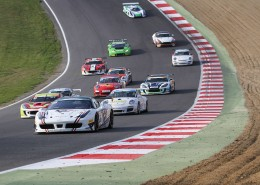 Brands Hatch GT cup 2016