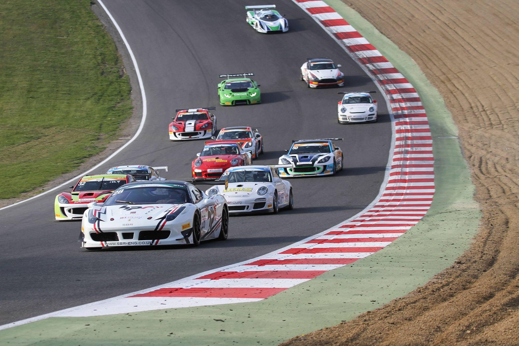 Brands Hatch GT cup 2016