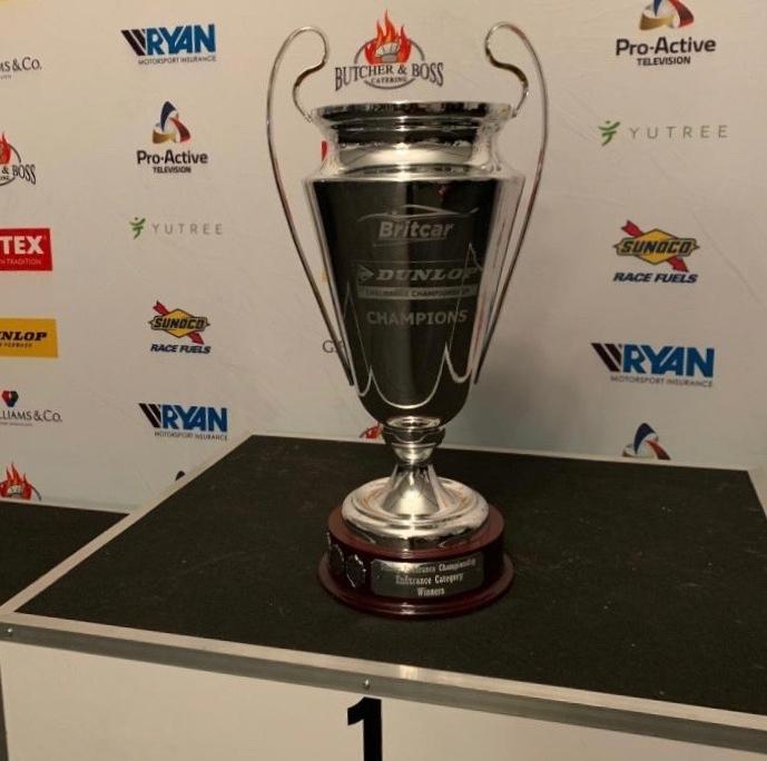 2019 Britcar Champions trophy