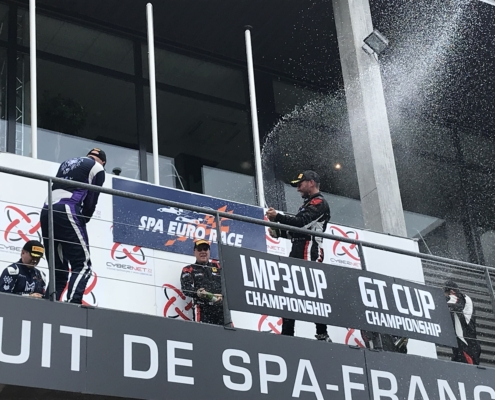Spa win For the SBR Team