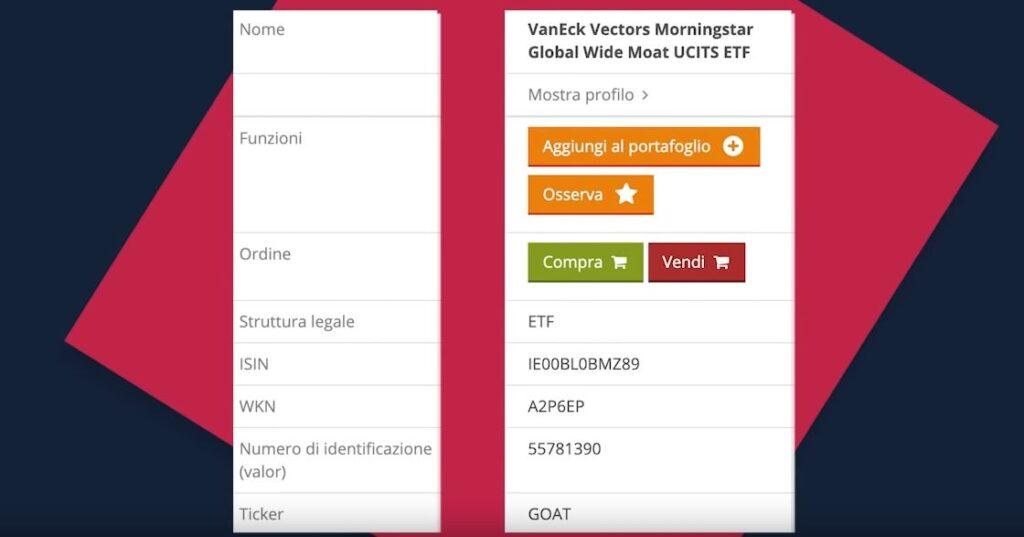 www.copytradingitalia.com - etf warren buffet - etf Van Hecke