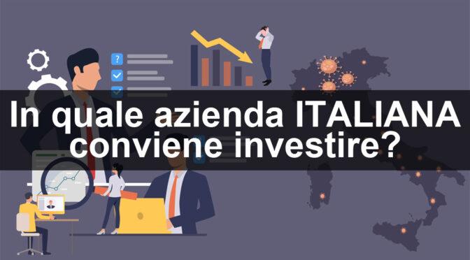 www.copytradingitalia.com - In quale azienda ITALIANA conviene investire?
