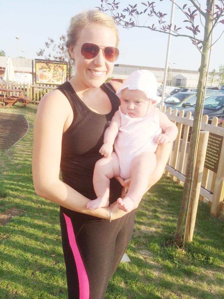 post baby fitness tips 2
