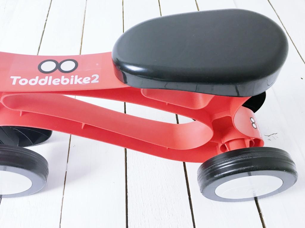 toddlebike 2 seat