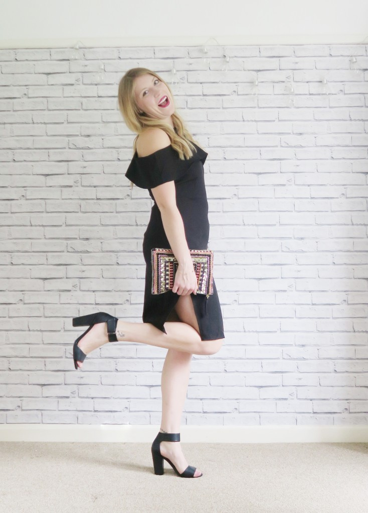 luxemme dress outfit 2