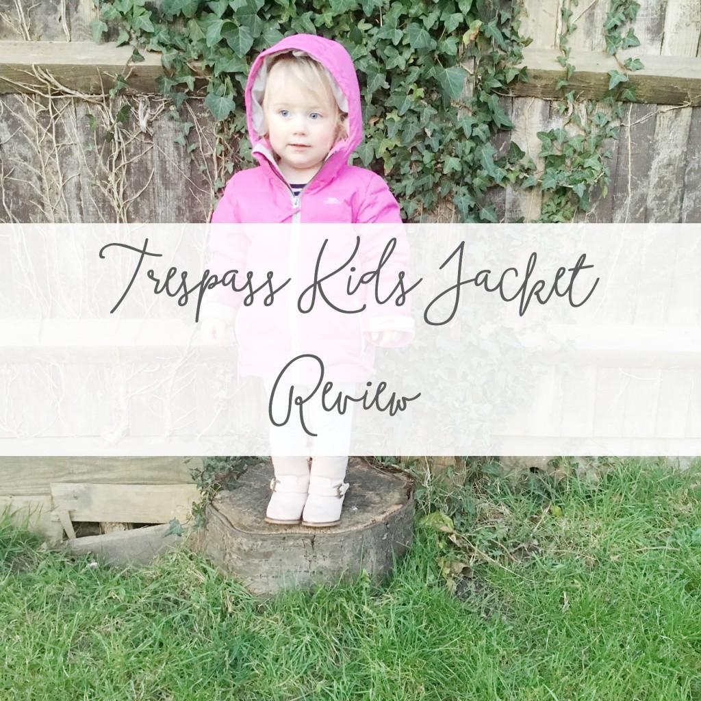 trespass kids jacket review