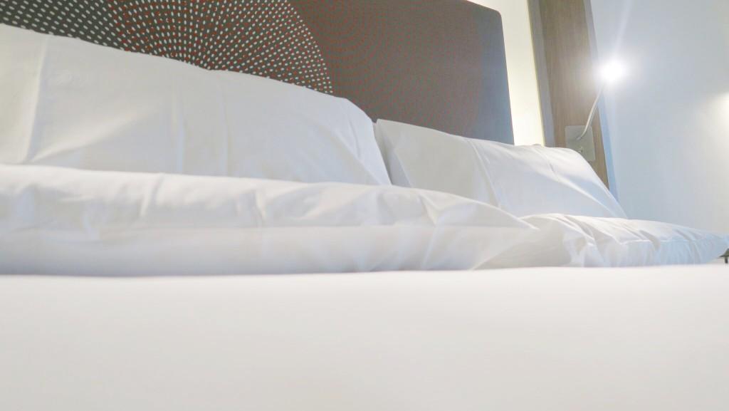 Novotel London Blackfriars review bed
