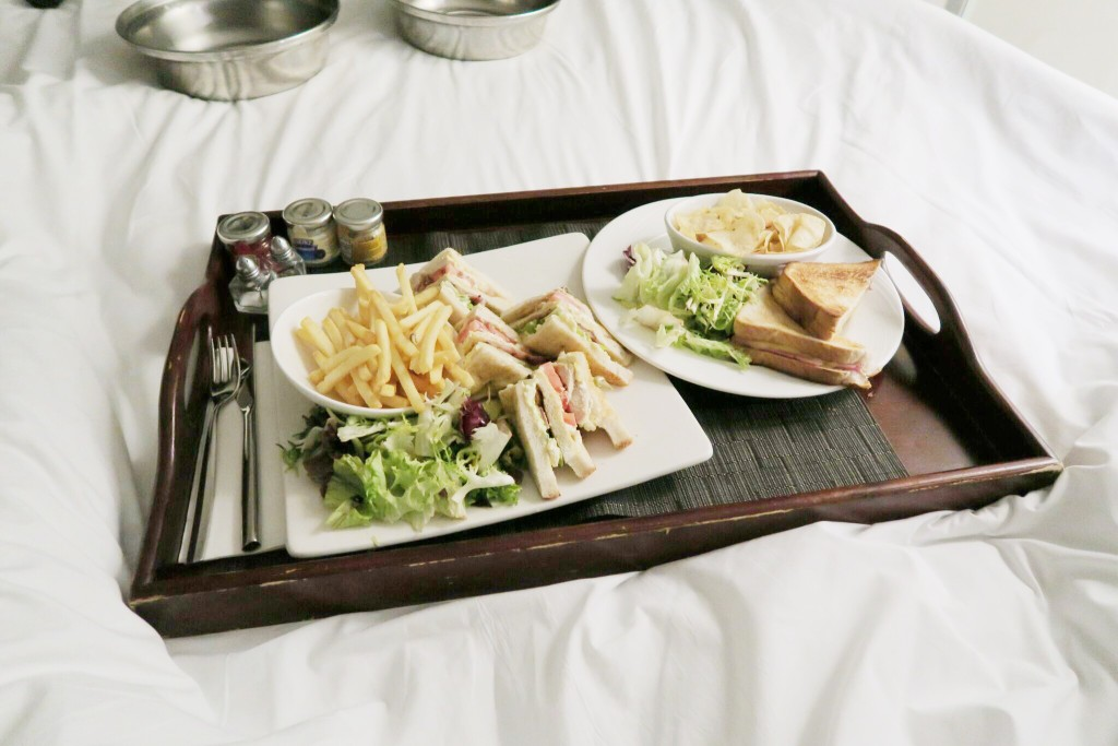 Novotel London Blackfriars review room service