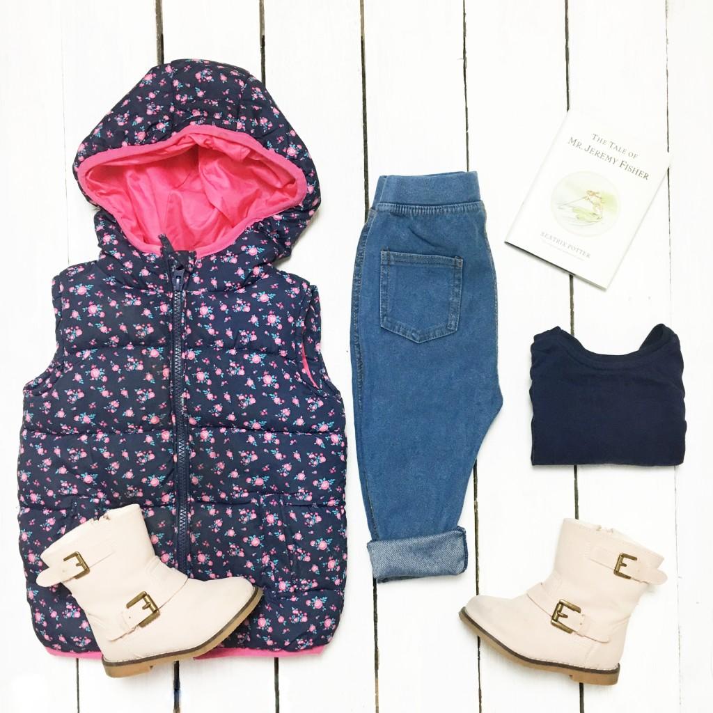 primark fashion flatlay