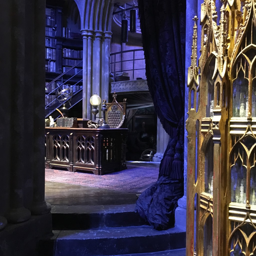 warner brothers harry potter studio tour 13