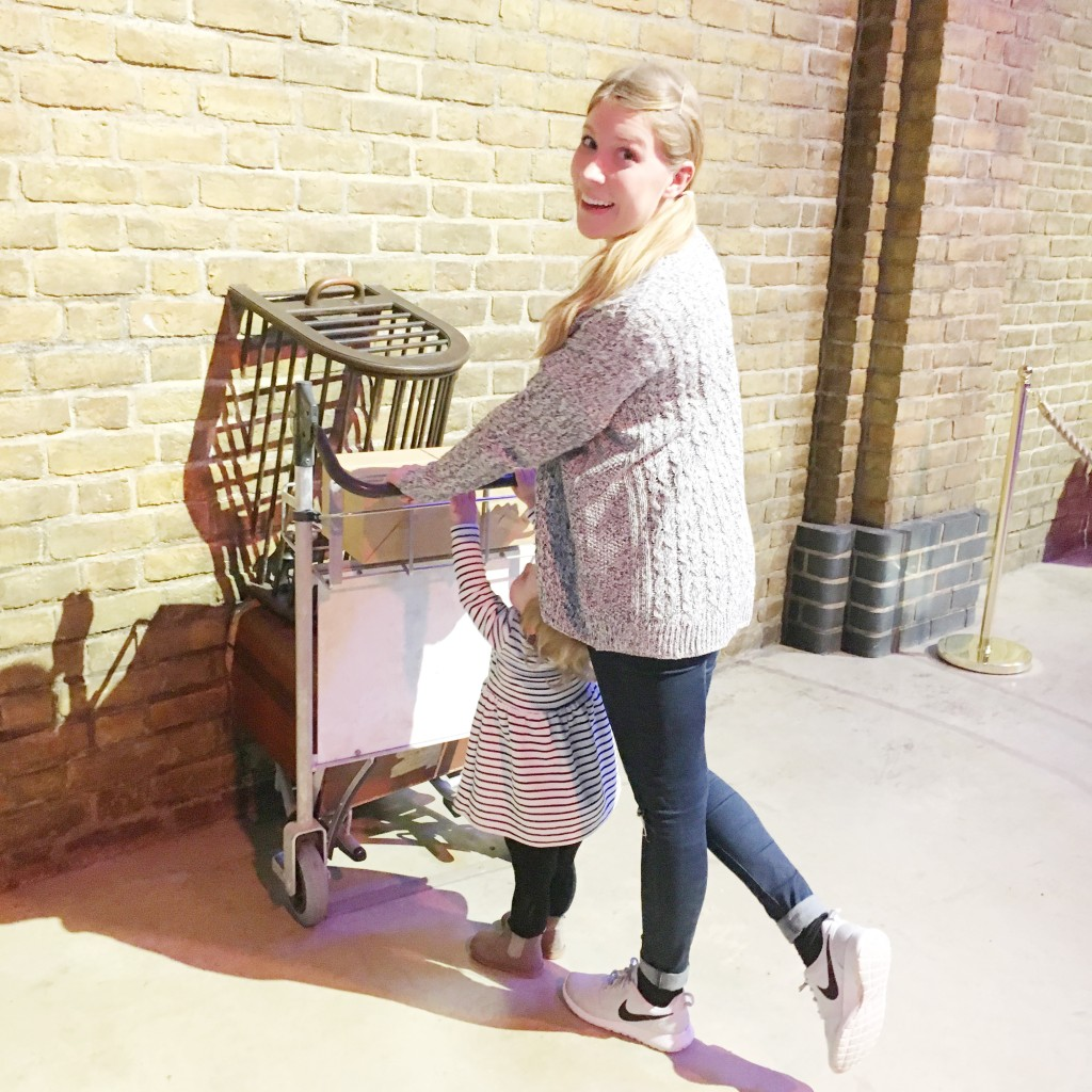 warner brothers harry potter studio tour 17