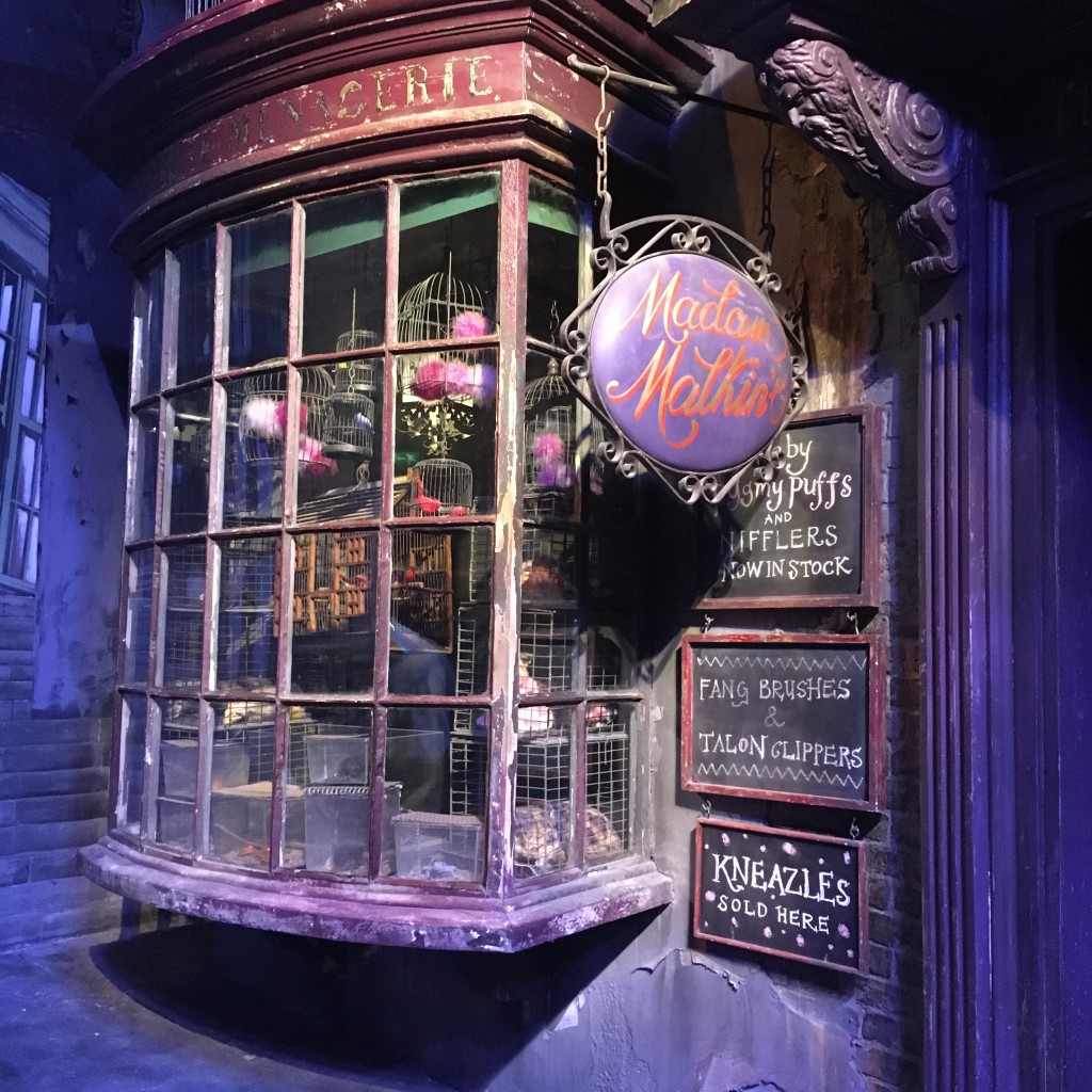 warner brothers harry potter studio tour 23