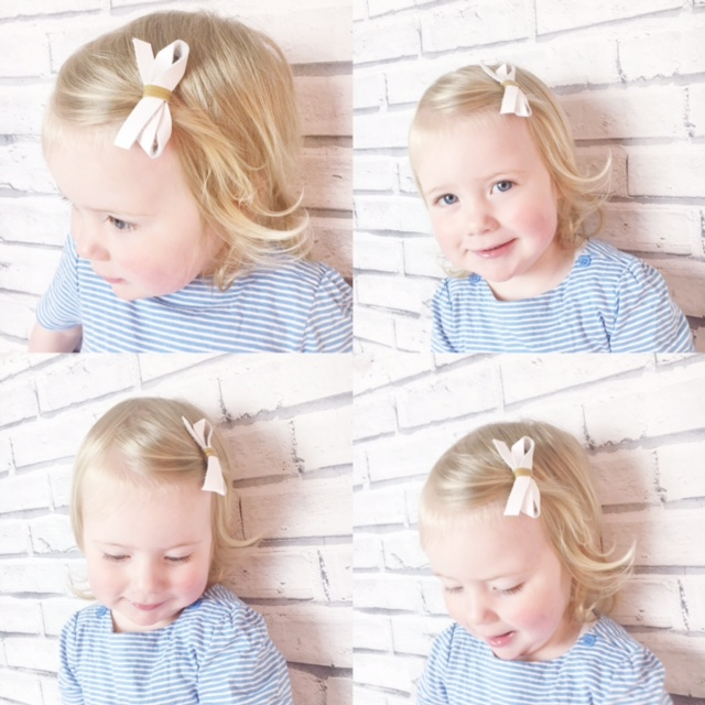 willow and ivy hair bow