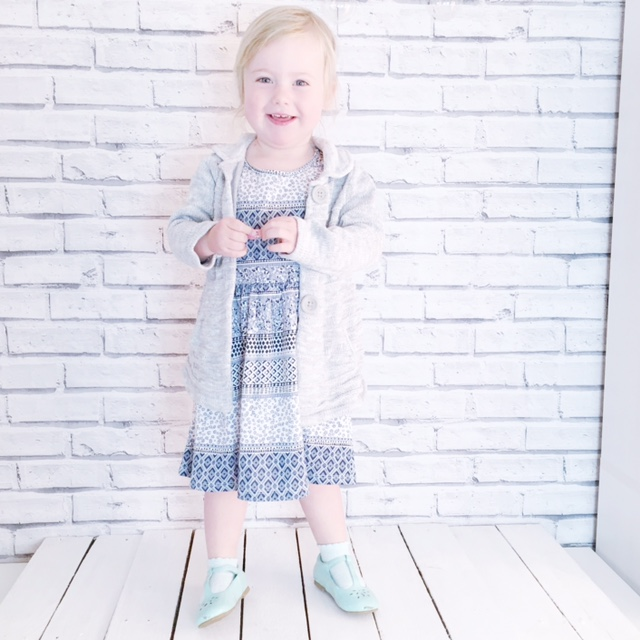 hm toddler dress