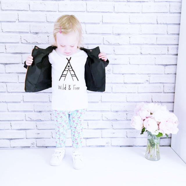 kids fashion leather jacket