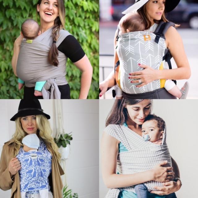 baby wearing wrap sling carrier picks 3