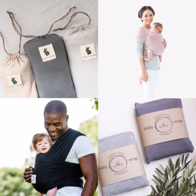 baby wearing wrap sling carrier picks