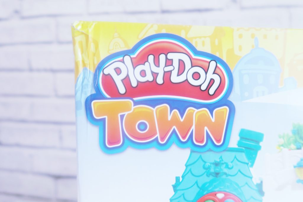 hasbro toy tribe playdoh town review 2