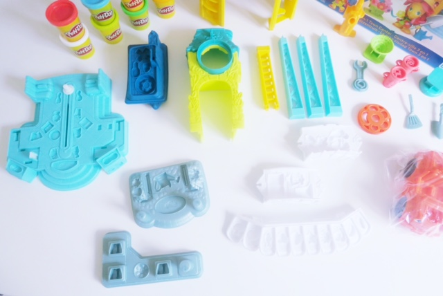 hasbro toy tribe playdoh town review 5