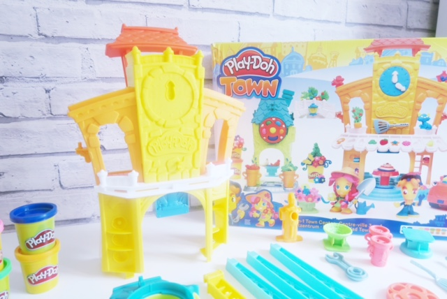 hasbro toy tribe playdoh town review 8