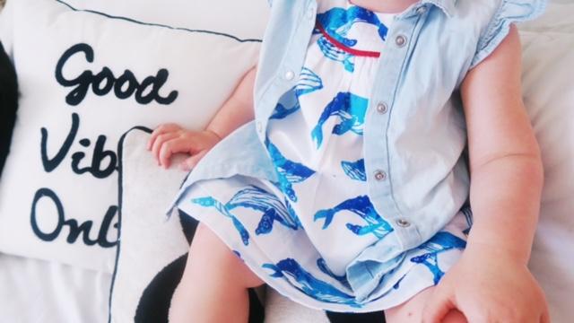 hatley kids clothes whale dress