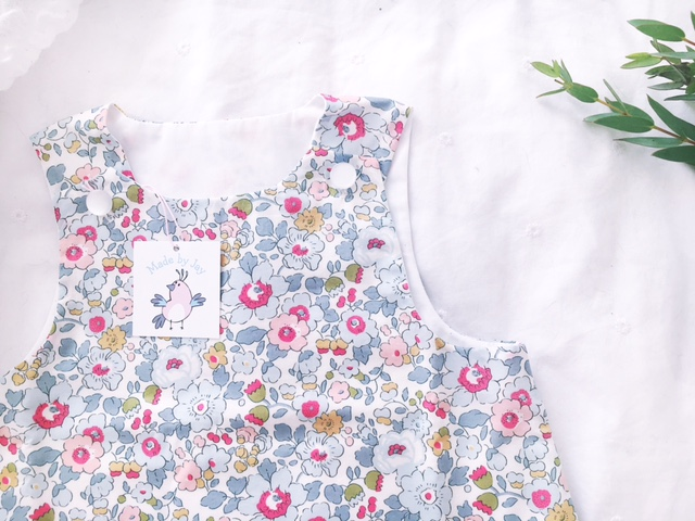made by jay liberty dress floral