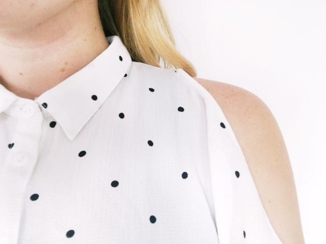 maternity pregnancy workwear fashion ootd new look asos shirt