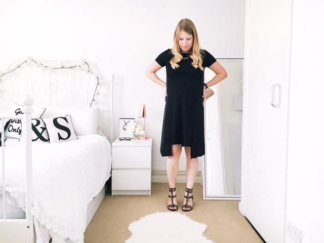 maternity pregnancy workwear fashion ootd next dress 2