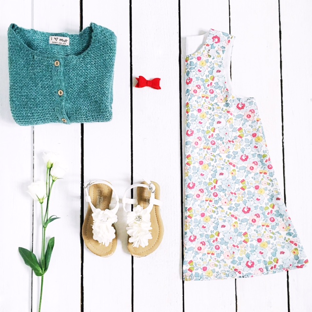 weekend tot style flat lay next primark made by jay liberty girls dress
