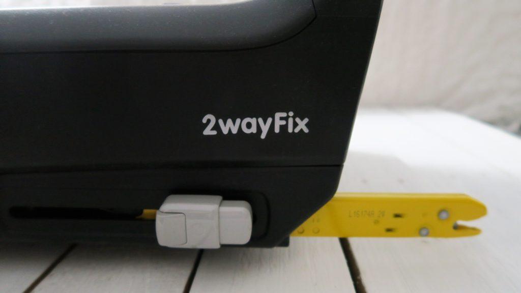 2WayFix isofix base 2