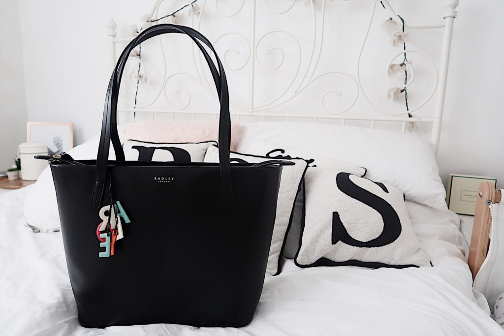 Radley tote handbag review