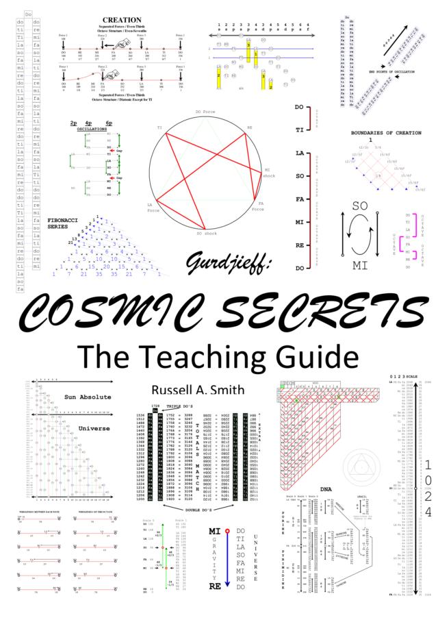 Gurdjieff: Cosmic Secrets - The Teaching Guide Cover