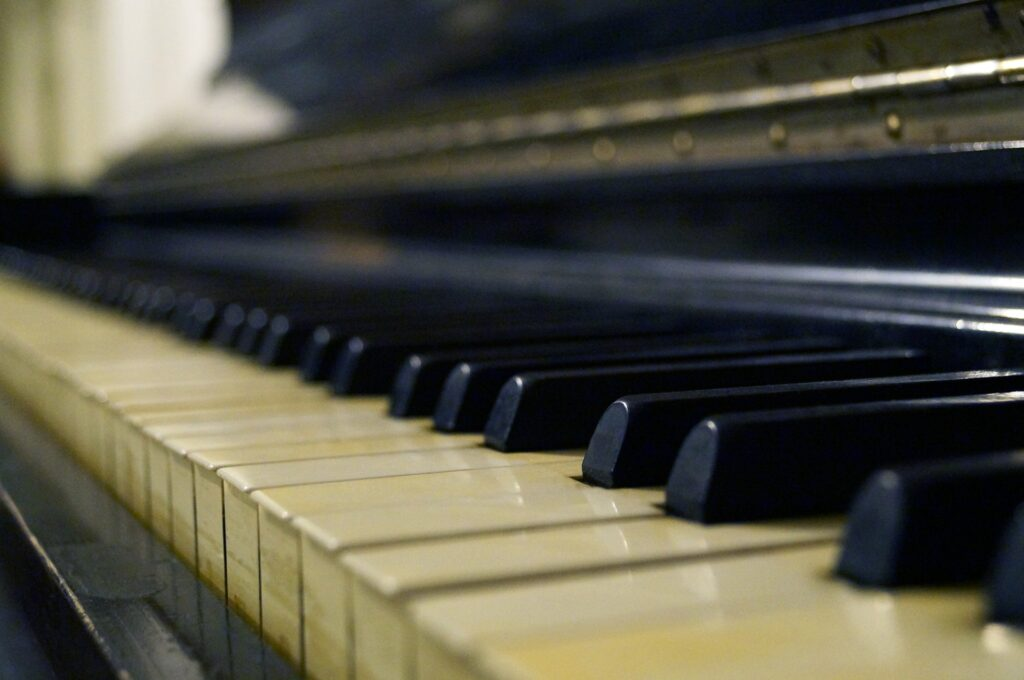 Piano - There is an octave in every interval