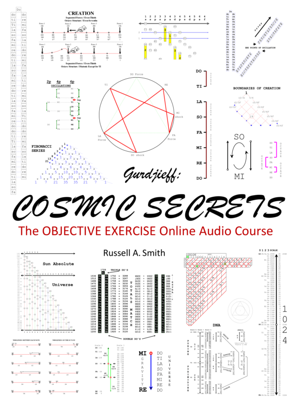 Gurdjieff Cosmic Secrets - The Objective Exercise Online Audio Course