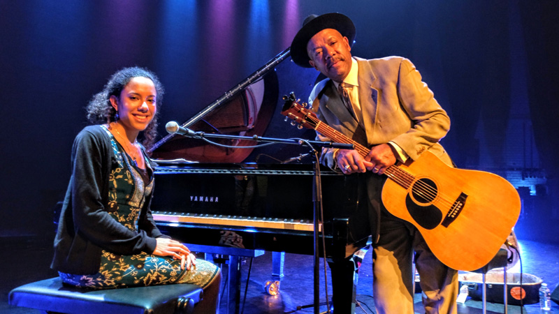 Sadie and Michael Roach, Hoogeveen, Netherlands 2017