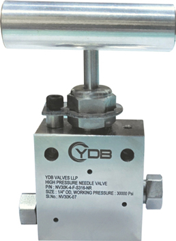 High-Pressure-Needle-Valves