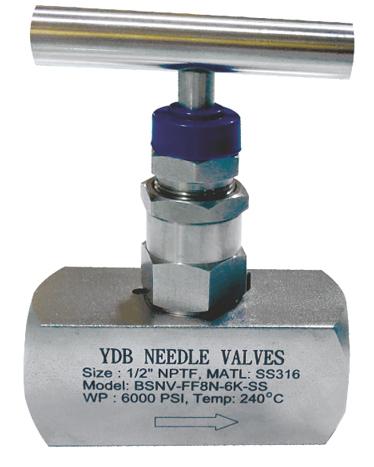 Needle-Valves