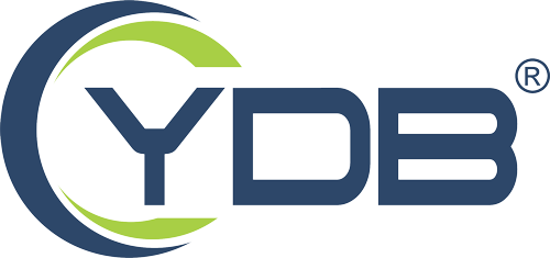 YDB logo registered
