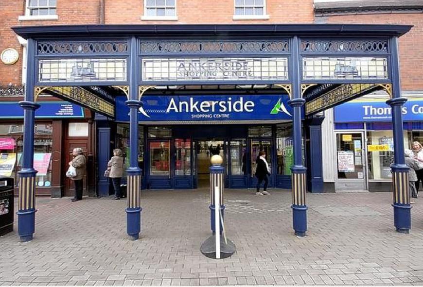 Ankerside Shopping Centre