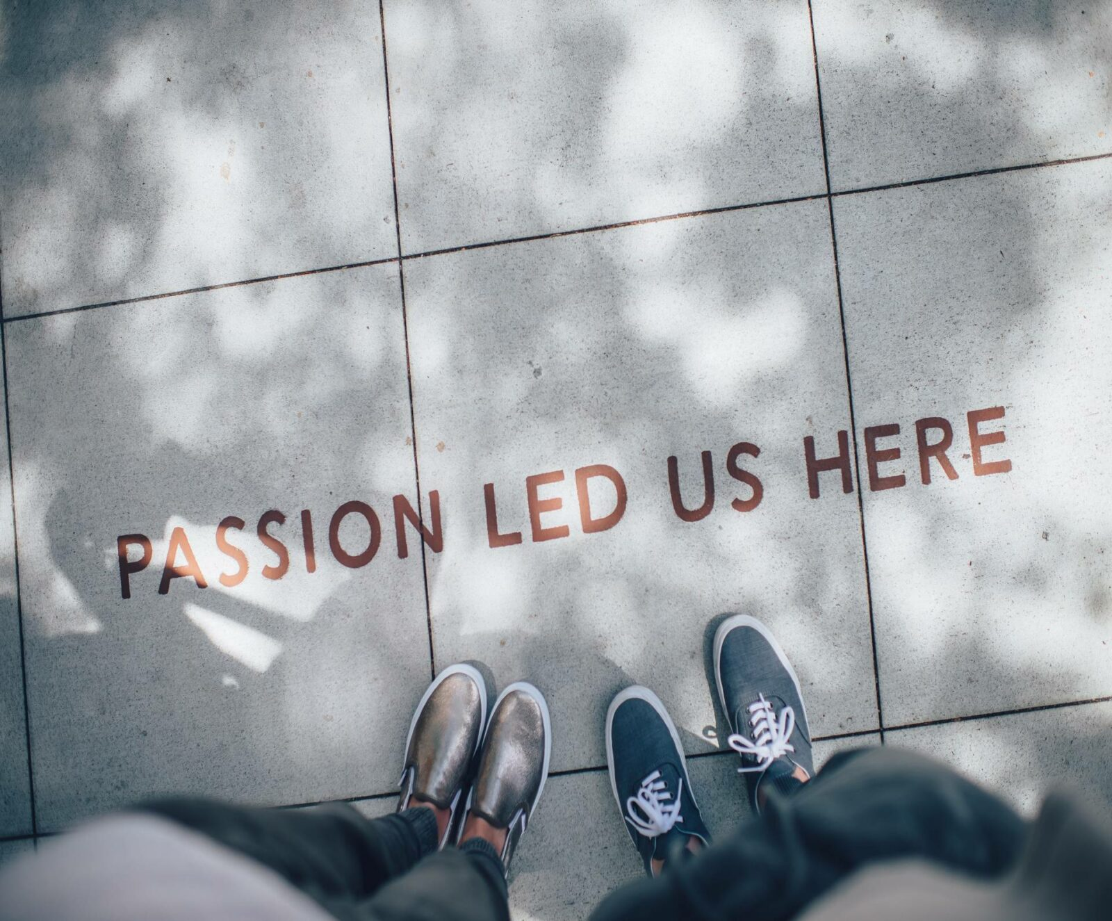 Passion led us here image