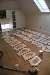 Spidey Wall Preparation