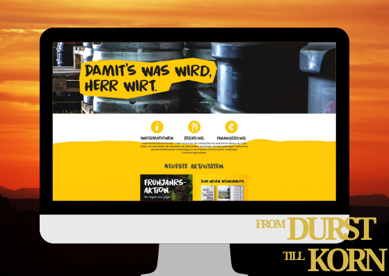 Digitale Kommunikation für Kölner Kunden AKTIV