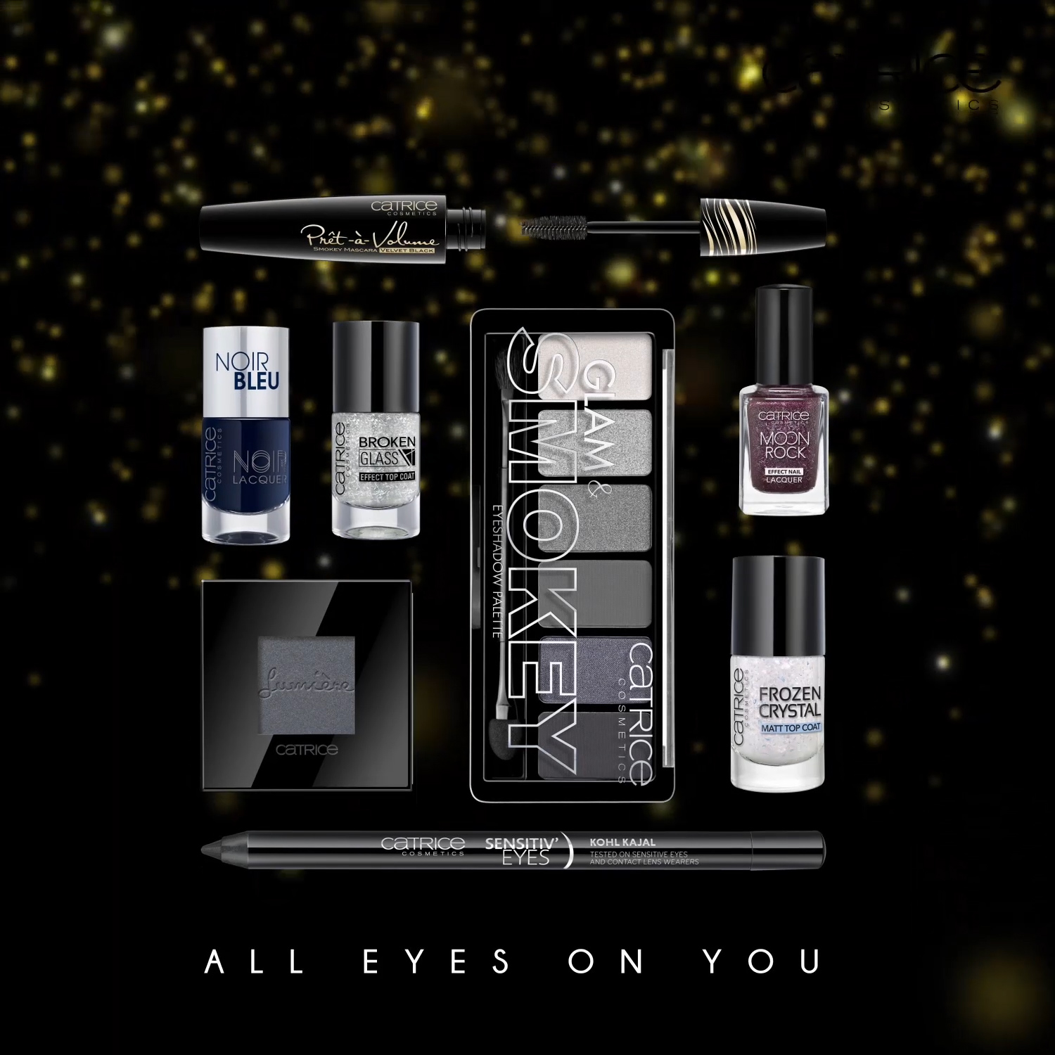 Catrice Cosmetics Products Video