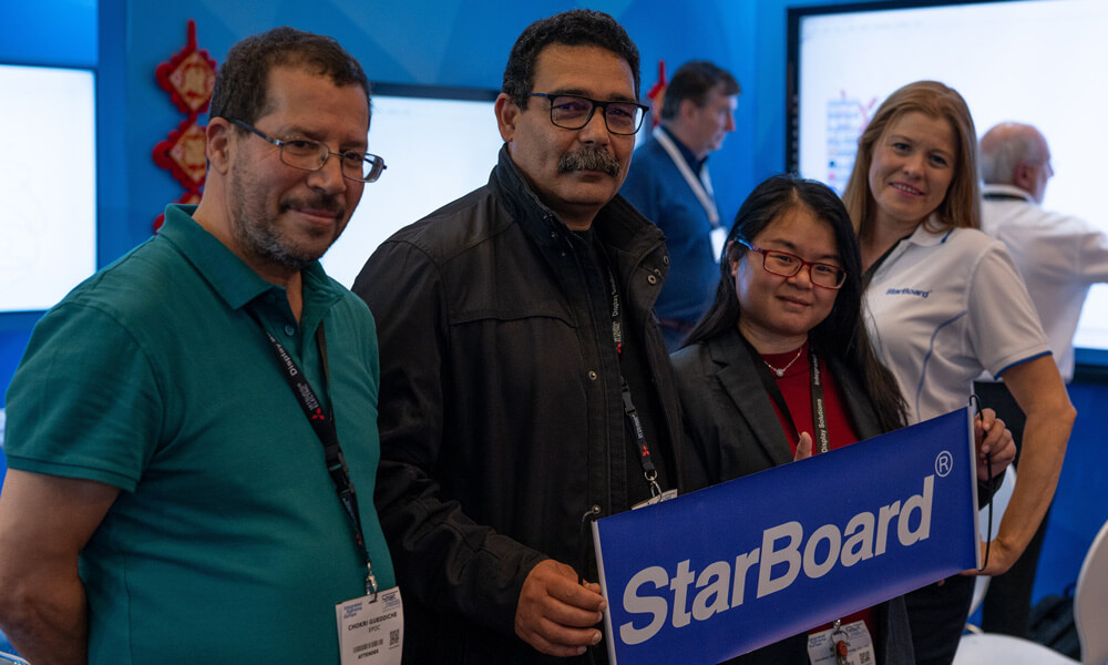 StarBoard news-it-all-happened-in-amsterdam