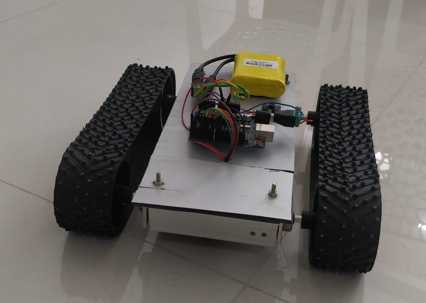 Tracked Robot