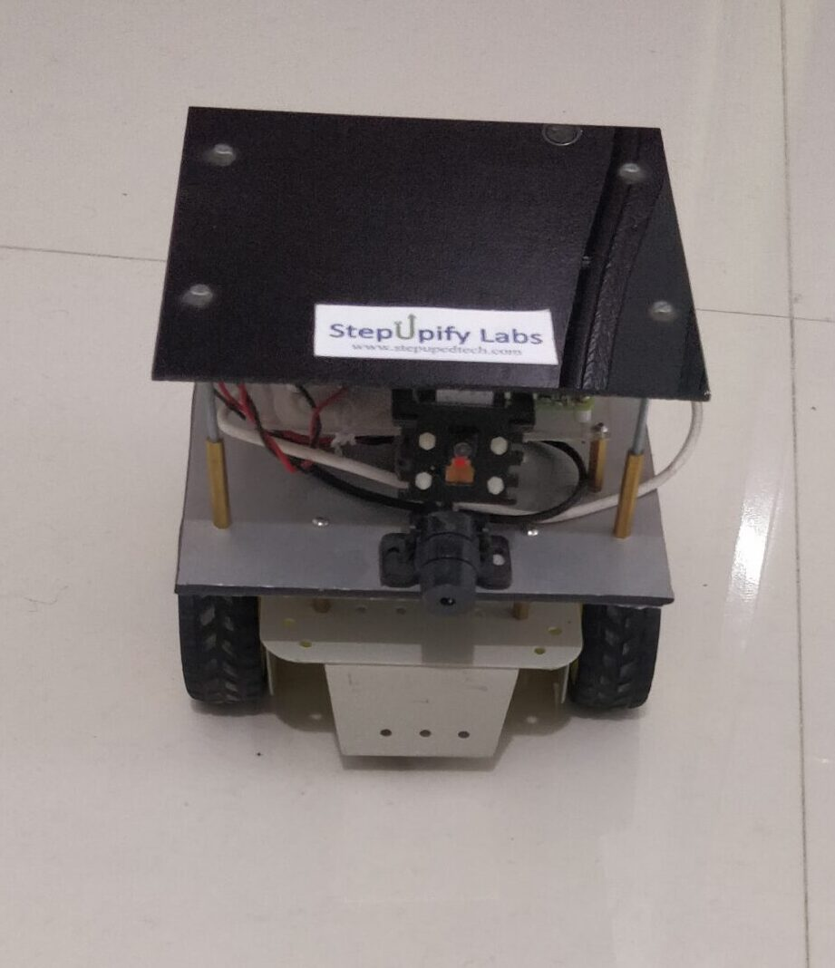Computer Vision Research Robot