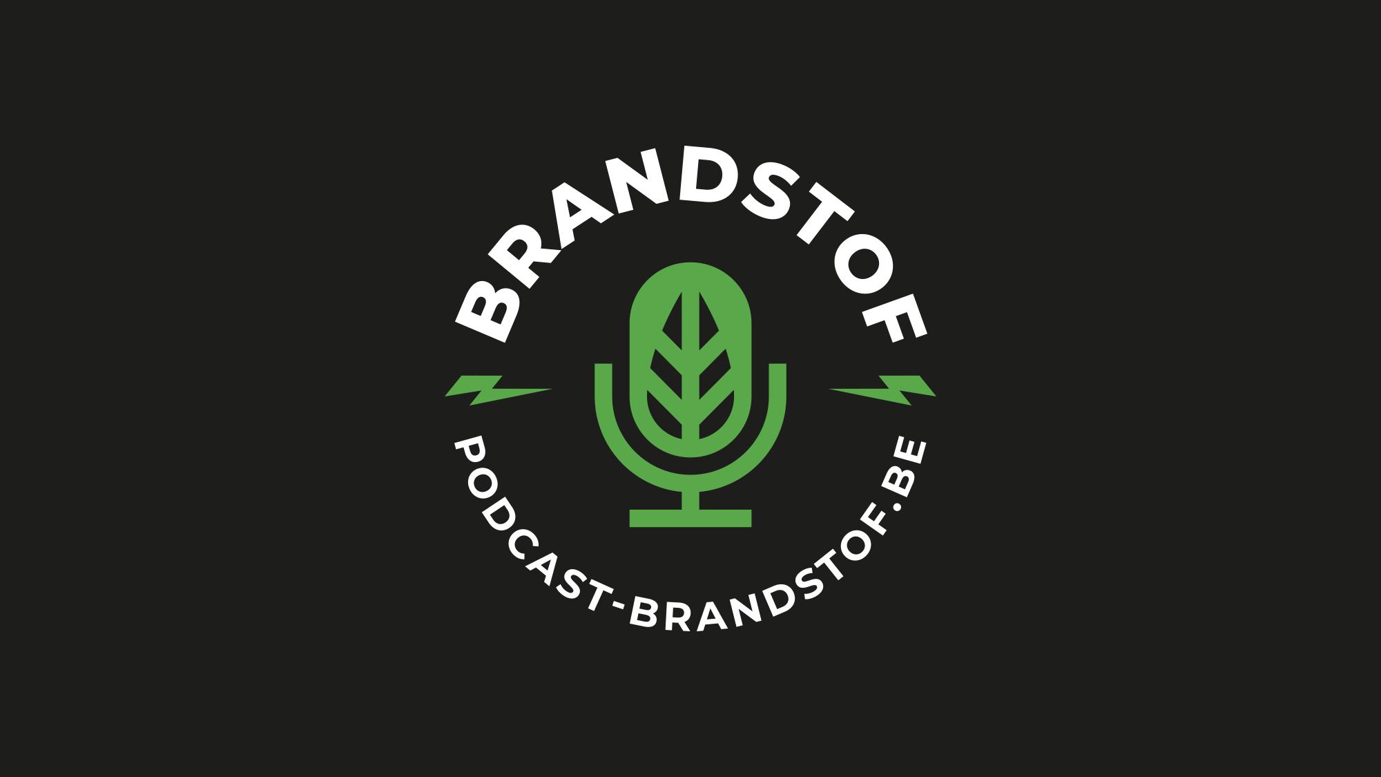 Podcast Brandstof logo