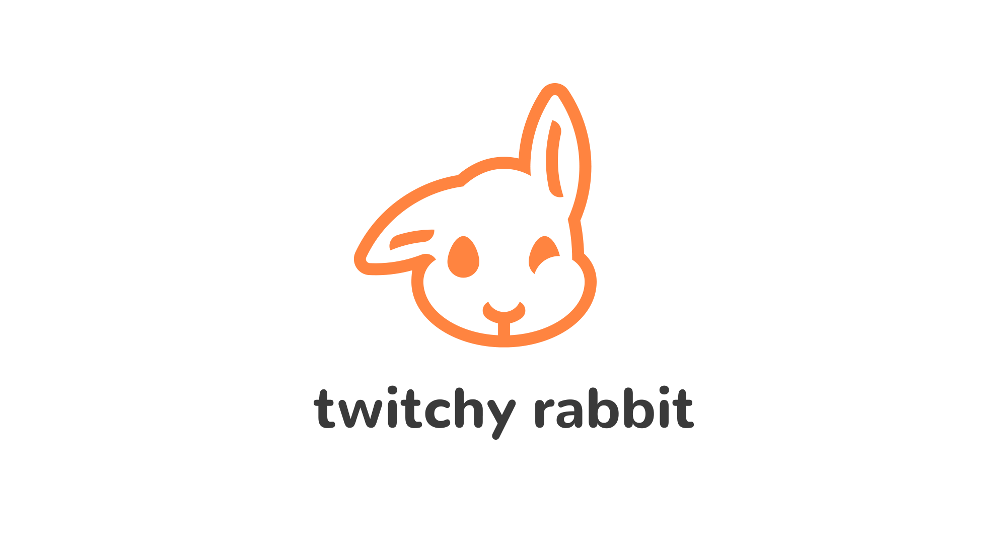 Twitchy Rabbit logo