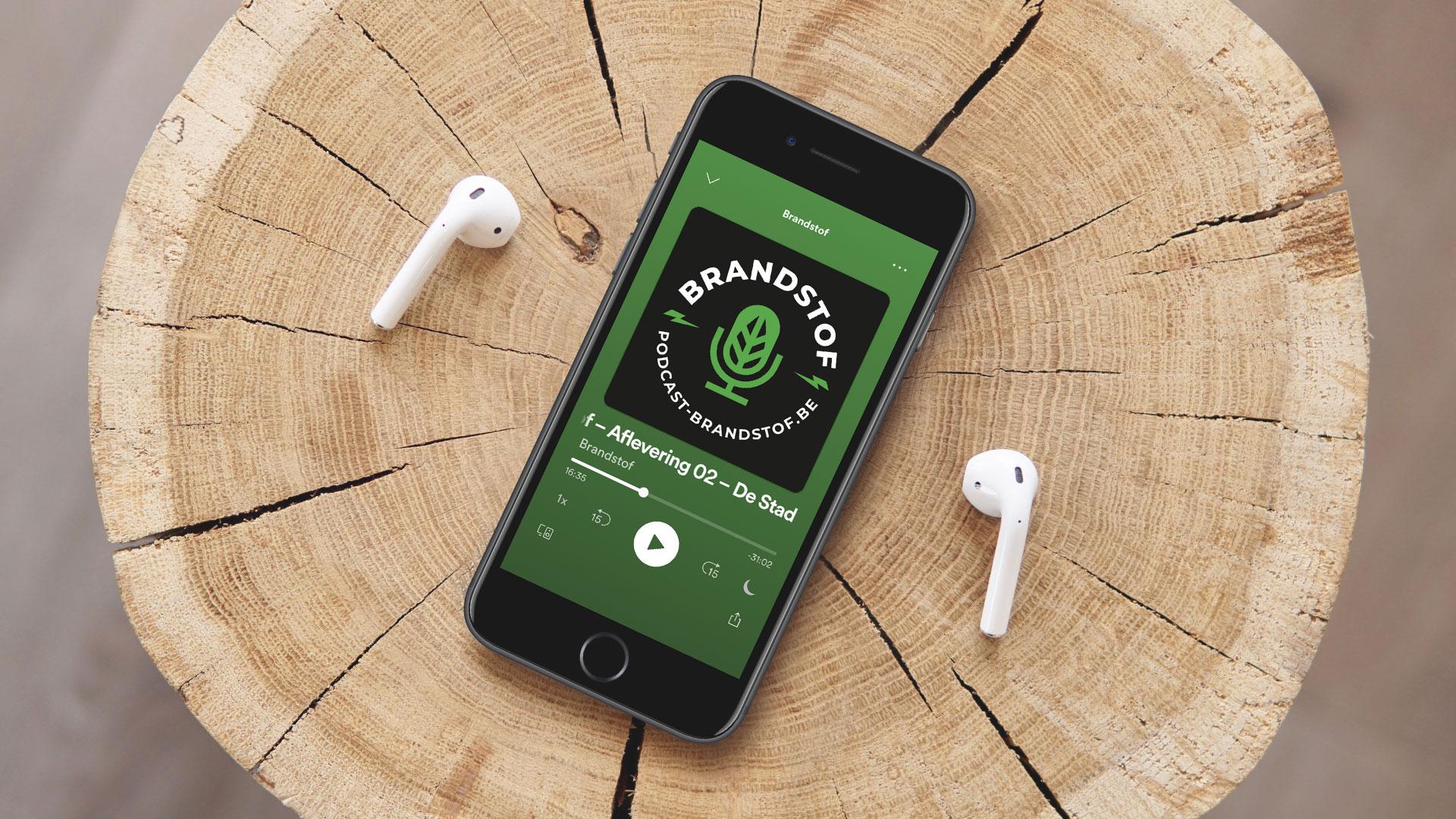 Brandstof Podcast on Spotify