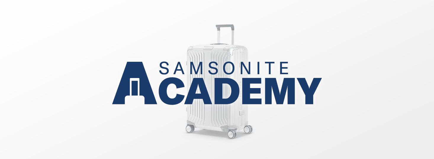 Samsonite Academy logo